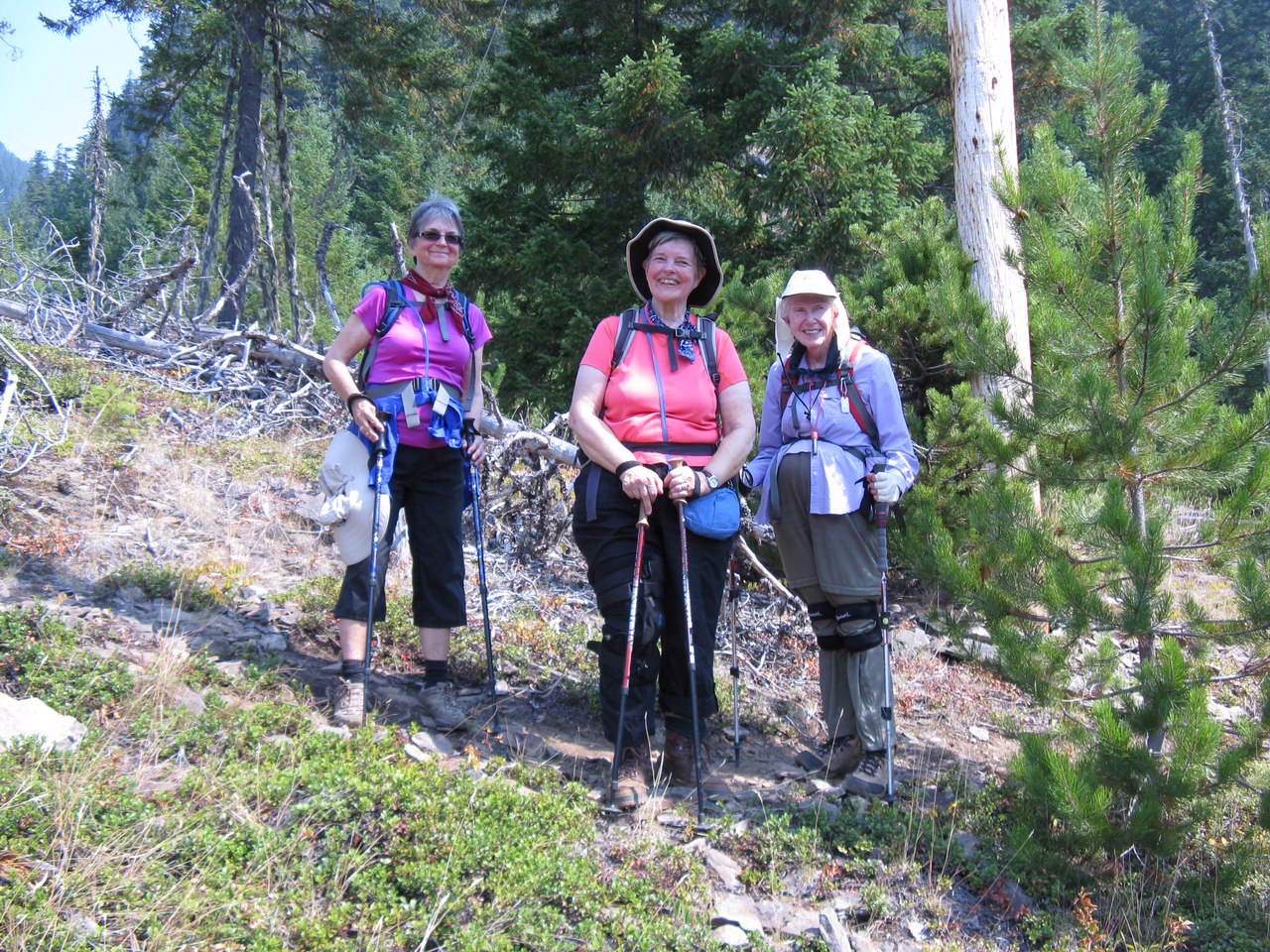 Dianne, Mary Beth & Helen