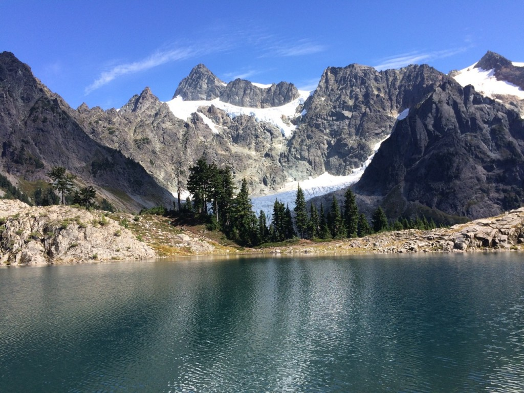 Lake Ann & Curtis Glacier - August 2015