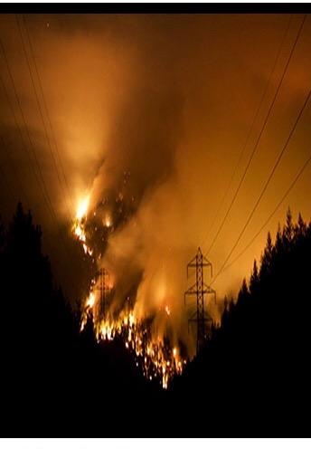 Newhalem Fire